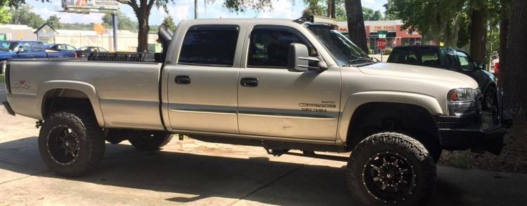 2006 Chevrolet 2500 HD