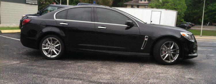 2010 Cadillac CTS -V