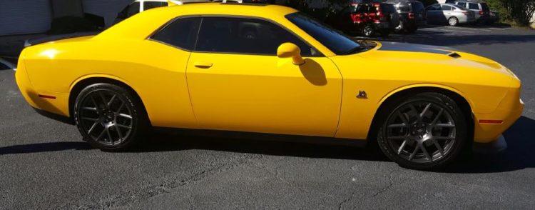 2017 Dodge Challenger Scat 6.4 L