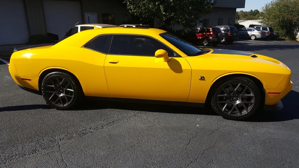 2017 Dodge Challenger Scat 6 4 L